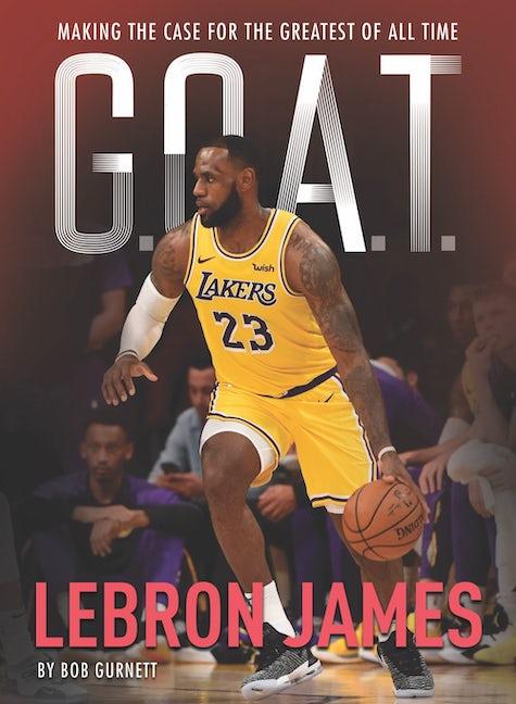G.O.A.T. - LeBron James