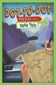 Dot-to-Dot Puzzles for a Road Trip