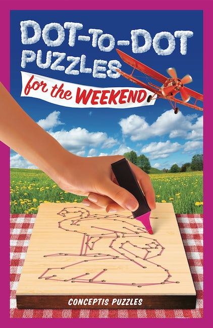 Dot-to-Dot Puzzles for the Weekend
