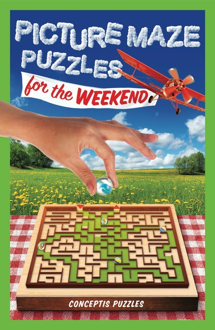 Picture Maze Puzzles for the Weekend