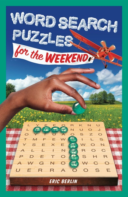 Word Search Puzzles for the Weekend