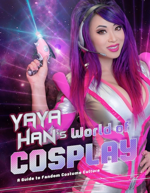 Yaya Han's World of Cosplay