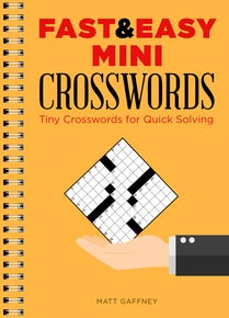 Fast & Easy Mini Crosswords