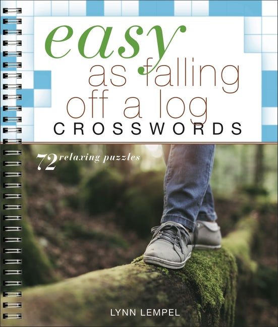 Easy as Falling Off a Log Crosswords