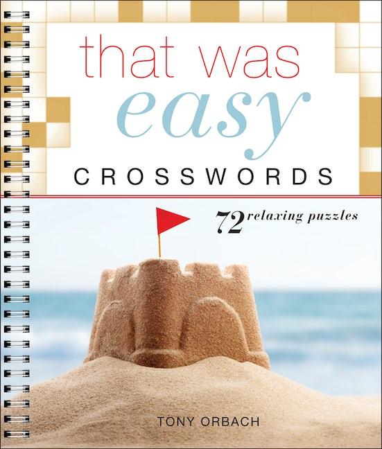 That Was Easy Crosswords