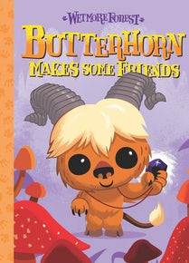 Butterhorn Makes Some Friends