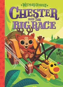 Chester and the Big Race