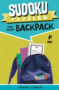 Sudoku Puzzles for Your Backpack