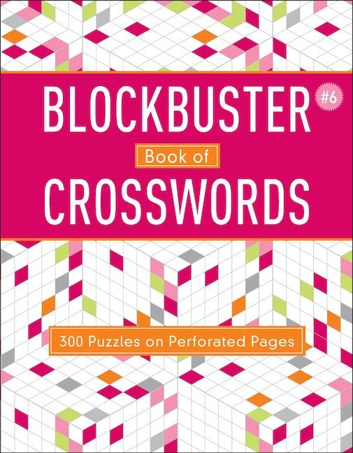 Blockbuster Book of Crosswords 6