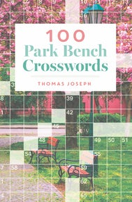 100 Park Bench Crosswords