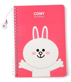 Line Friends Notebook