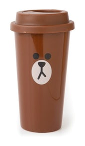 Line Friends Travel Mug
