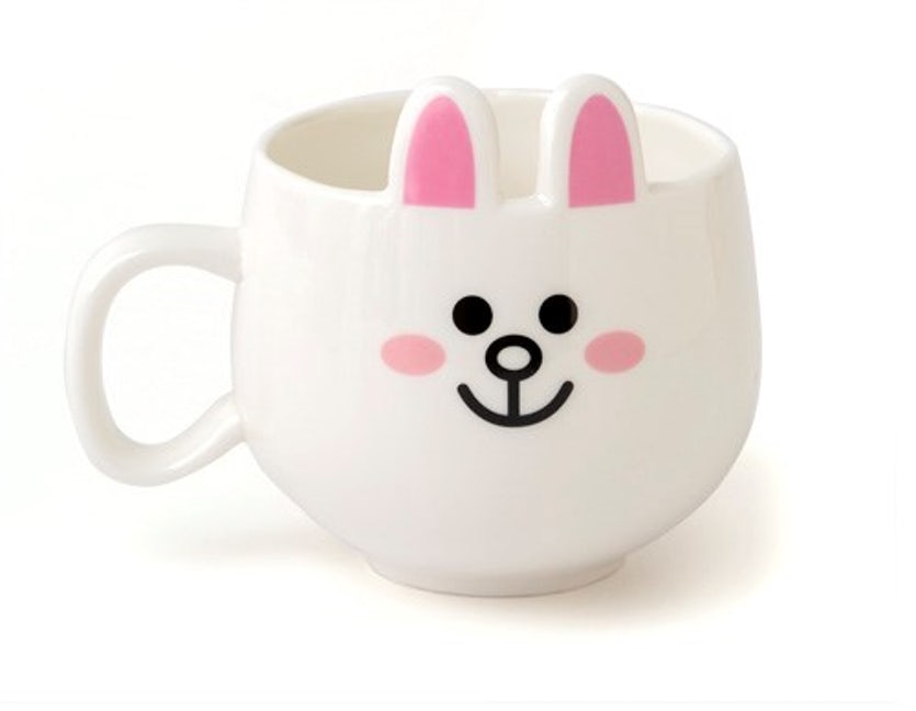 Line Friends Mug (Cony)