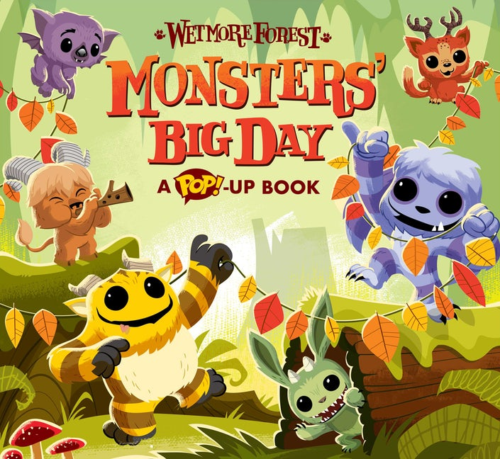 Monsters' Big Day