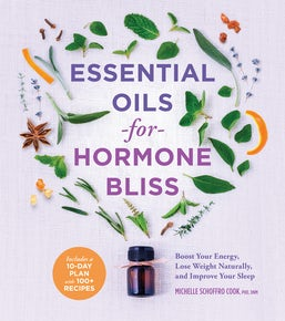 Essential Oils for Hormone Bliss