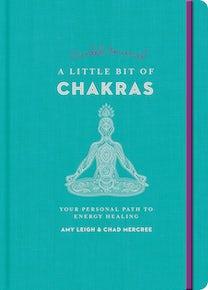 A Little Bit of Chakras Guided Journal