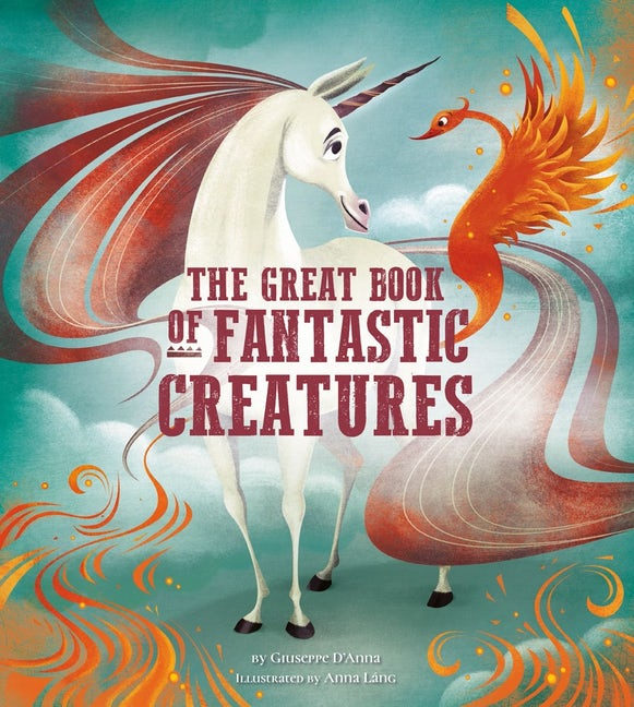 The Great Book of Fantastic Creatures