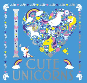I Heart Cute Unicorns