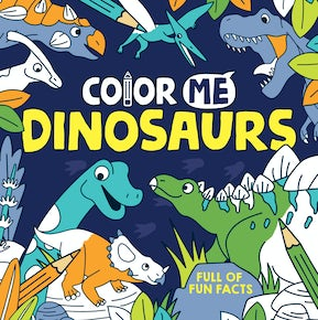 Color Me: Dinosaurs