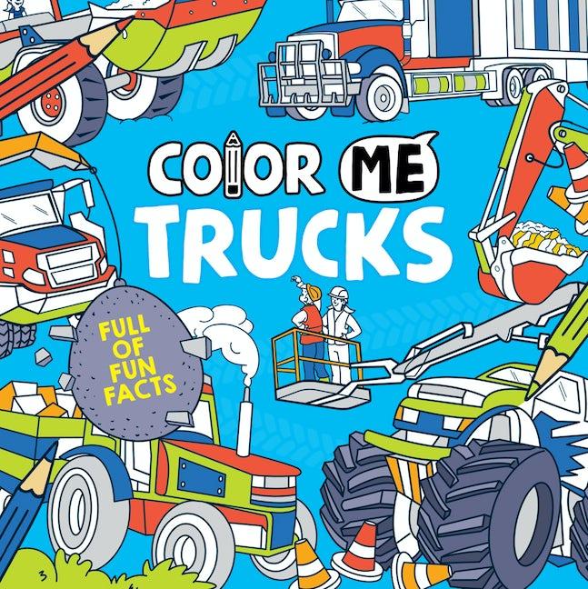 Color Me: Trucks