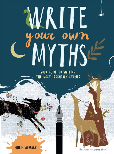 Write Your Own Myths