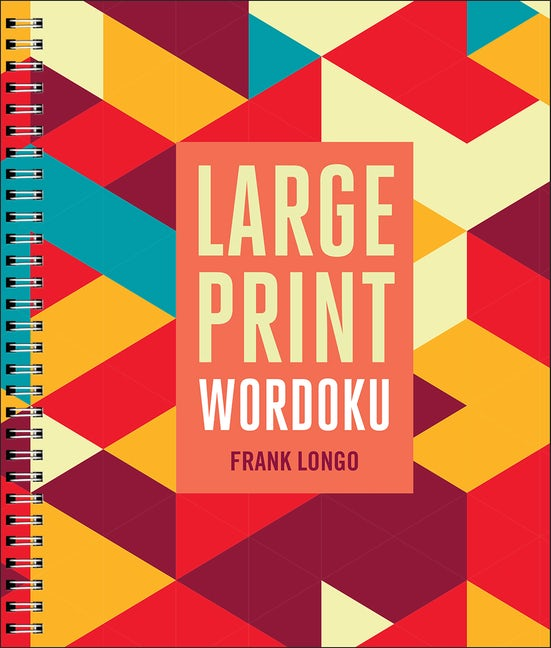 Large Print Wordoku