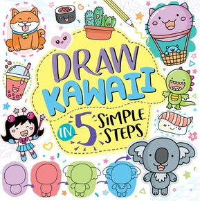Draw Kawaii in 5 Simple Steps