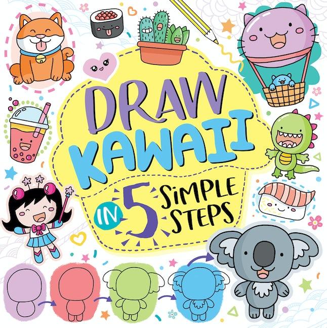 Draw Kawaii in 5 Simple Steps