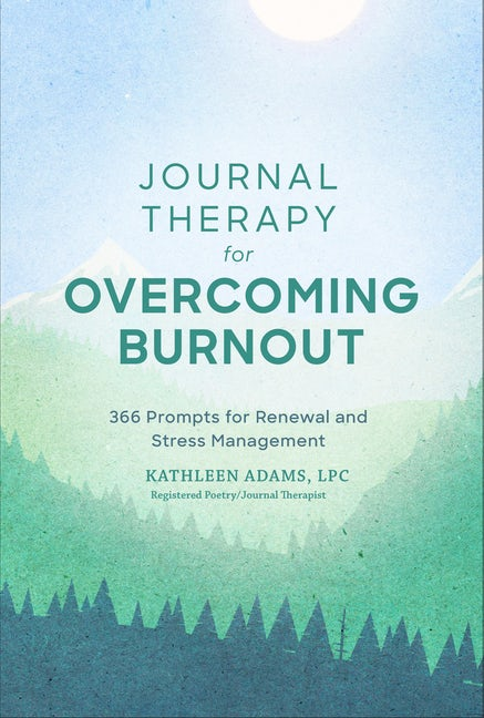 Journal Therapy for Overcoming Burnout
