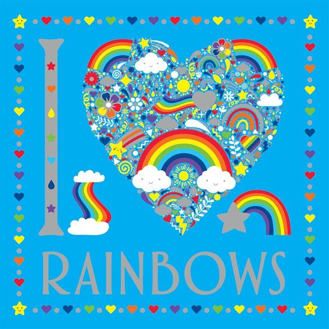 I Heart Rainbows