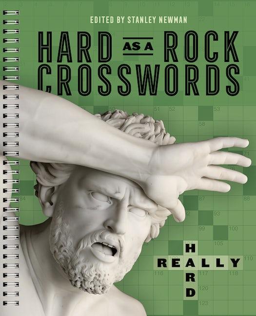 Hard as a Rock Crosswords: Really Hard