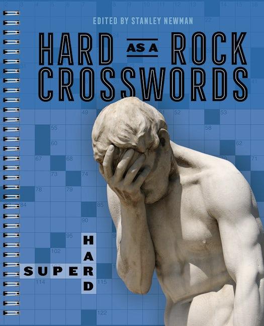 Hard as a Rock Crosswords: Super Hard