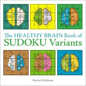 The Healthy Brain Book of Sudoku Variants