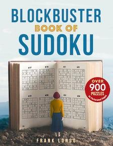 Blockbuster Book of Sudoku