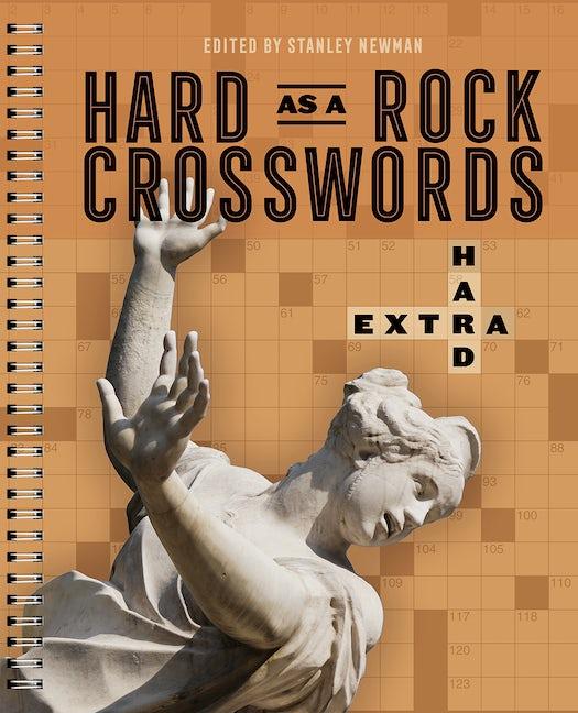 Hard as a Rock Crosswords: Extra Hard