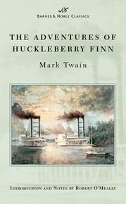 Adventures of Huckleberry Finn (Barnes & Noble Classics Series)