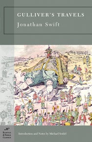 Gulliver's Travels (Barnes & Noble Classics Series)
