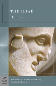 The Iliad (Barnes & Noble Classics Series)