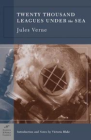 Twenty Thousand Leagues Under the Sea (Barnes & Noble Classics Series)