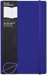 ecosystem Journal Ruled: Medium Grape Hardcover