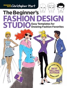 The Beginner's Fashion Design Studio