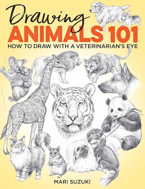 Drawing Animals 101