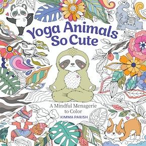 Yoga Animals So Cute