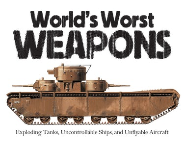World's Worst Weapons
