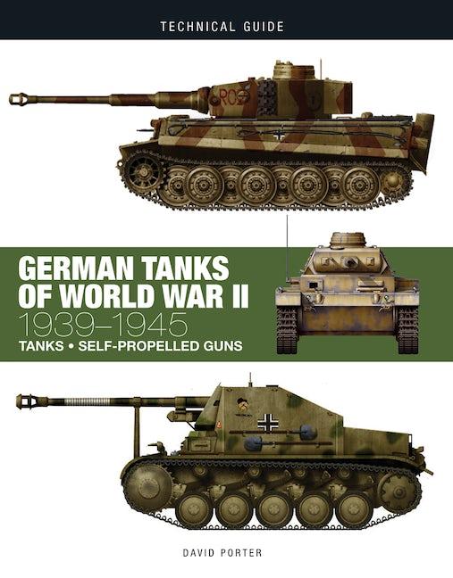 German Tanks of World War II