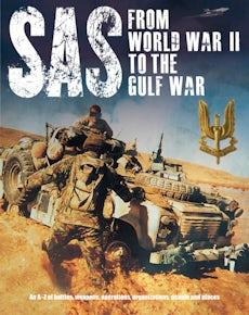 SAS from World War II to the Gulf War
