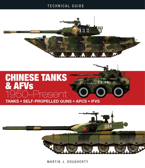Chinese Tanks & AFVs