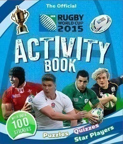 The Official IRB Rugby World Cup 2015 Activity Book