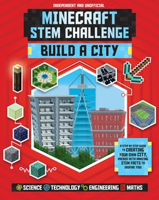 Minecraft STEM Challenge Build a City