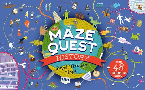 Maze Quest History